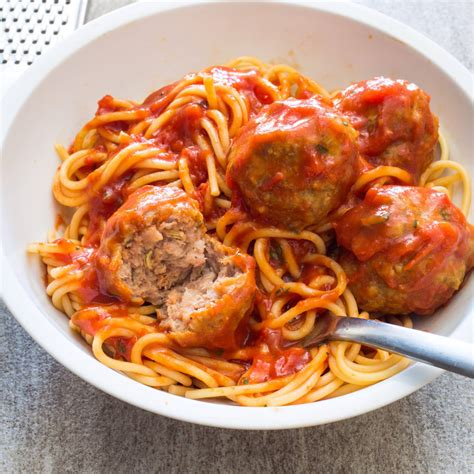 classic spaghetti and meatballs america s test kitchen recipes that work america s test kitchen 49806