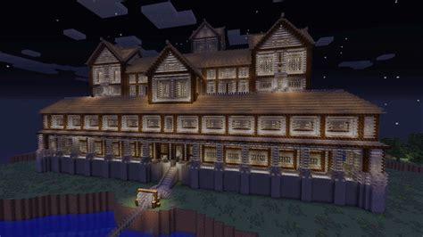 minecraft xbox massive mansion minecraft designs world  part  youtube