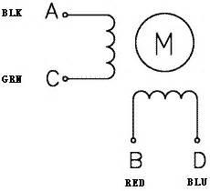 Pololu Stepper Motor Bipolar Steps Rev Xmm