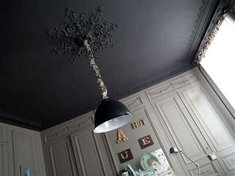 inspirations osez peindre votre plafond frenchy fancy