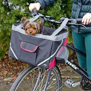 Fahrradkörbe Für Vorne : fahrradtasche f r hunde vacation von kerbl g nstig bestellen ~ Kayakingforconservation.com Haus und Dekorationen