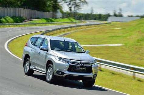 Mitsubishi Car : Mitsubishi Pajero Sport Review