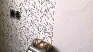 Malerwalzen Mit Muster : musterwalzen in aktion so kommen muster an die wand youtube ~ Sanjose-hotels-ca.com Haus und Dekorationen