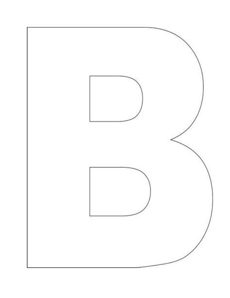 alphabet letter  template homeschool letter work