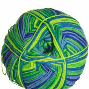 Plymouth Neon Now Yarn 03 Blue Green Reviews at Jimmy