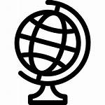 Icon Global Geography Earth Icons Unsere Planet