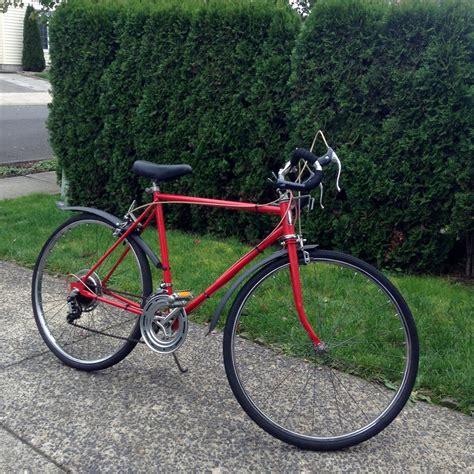 Vintage Amf Roadmaster Touring Bike Bicycle 10 Speed