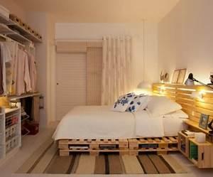 Bett Aus Europaletten : bett aus europaletten das beste aus wohndesign und m bel ~ Michelbontemps.com Haus und Dekorationen