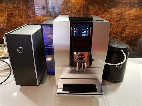 JURA Z6 kafijas automāta apskats | Kursors.lv
