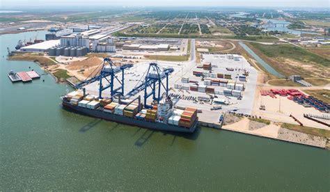 port freeport transportation  logistics