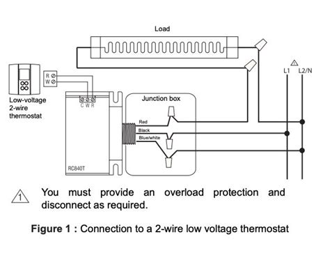 Low Voltage Wiring Diagram by Low Voltage Thermostat Wiring Diagram Wiring Diagram