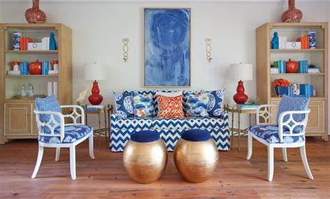 Atlanta Home Vibrant Interiors by Isle Of Bright It Always Feels Like Summer At This