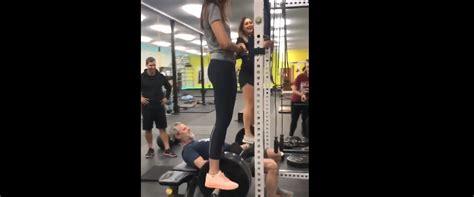 falwell posts bizarre exercise video likes