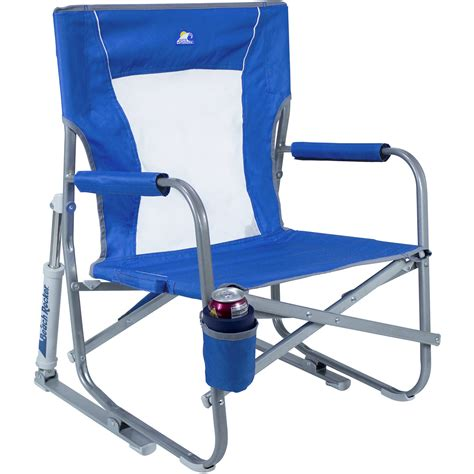 Gci Outdoor Rocking Chair by Gci Outdoor Rocker Folding Chair Saybrook Blue