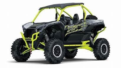 Kawasaki Krx Teryx 1000 2021 Trail Edition
