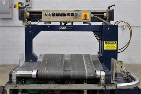 mosca ro trpa automatic strapping machine boggs equipment