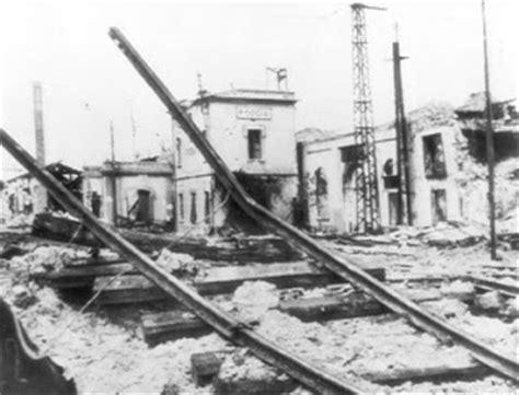 bombardamenti a tappeto associazione culturale italia storica foggia e