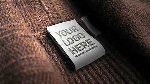 15 best free logo mockups to download in 2017 With clothing tag mockup