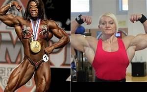 You Won U0026 39 T Believe How Huge These 9 Female Bodybuilders Are  U2013 Spotmegirl Com