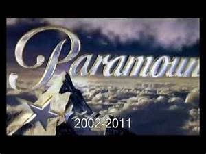 Paramount Pictures Logo History (1914-2012) - YouTube