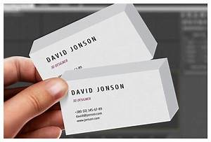60 examples of business card design psd ai vector eps for Example of a business card