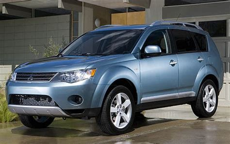 Used 2007 Mitsubishi Outlander For Sale Pricing