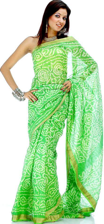 Indian Fashion Sari Loe