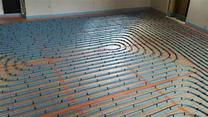 quel parquet choisir pour un chauffage au sol plancher With parquet plancher chauffant