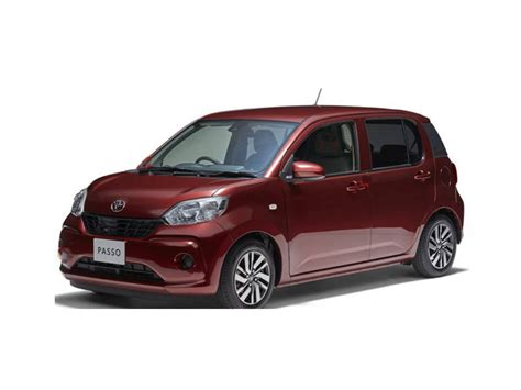 Smallest Toyota Car by Toyota Passo 2017 Price In Pakistan Pictures And Reviews