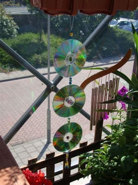 cddvd suncatcher mobile  sun catcher decorating