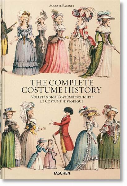 Costume History Racinet Complete Taschen Books Pages
