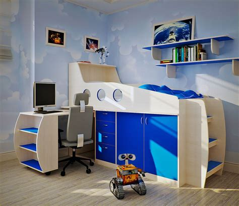 loft beds for boys room interior design
