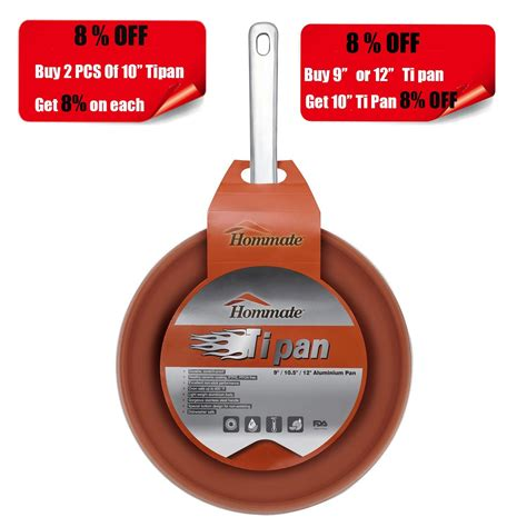 pan stove glass frying stick non