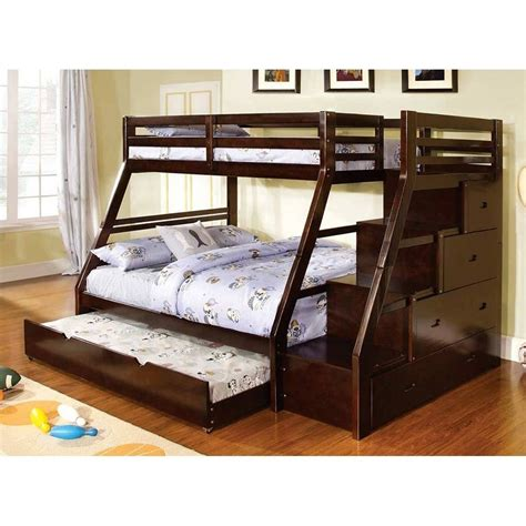 Bunk Beds With Trundle And Storage by Ellington Bunk Bed Trundle Built In