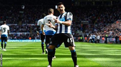 Newcastle United 5-1 Tottenham Hotspur - BBC Sport
