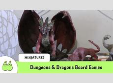 Dragons Board Dungeons And Original 3