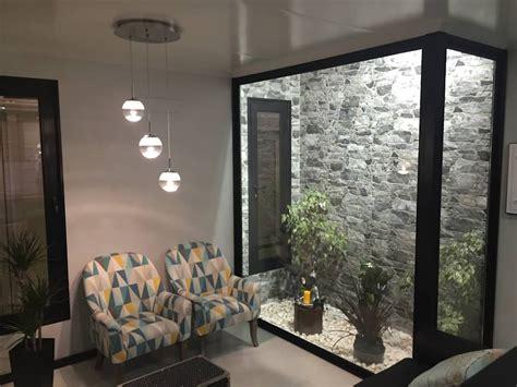 Minimalistische Wohnzimmer Einrichtungsideenmoderne Wohnzimmer Interieur by Wohnzimmer Kitur Indoor Garden Planter
