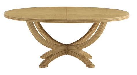 table ovale avec rallonge brin d ouest