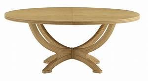 Table Bois Avec Rallonge : table ovale avec rallonge brin d 39 ouest ~ Teatrodelosmanantiales.com Idées de Décoration