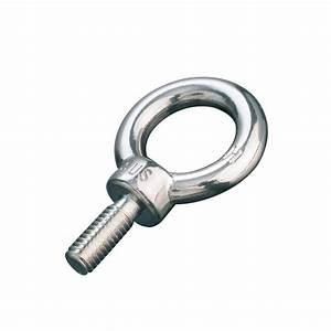 Tige Filetée Inox : anneau diam tre 16 mm tige filet e m6 en inox 316 ~ Edinachiropracticcenter.com Idées de Décoration
