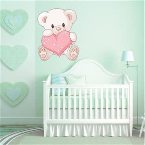 sticker ourson chambre b stickers chambre bb ourson chambre enfant stickers muraux