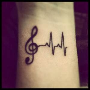 Looking For Gossip....?: Music is My Life Tattoo