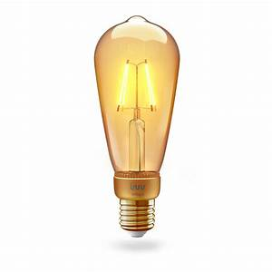 Smart Filament Bulb E27 Vintage Edison