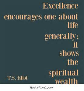 Motivational Quotes About Excellence
