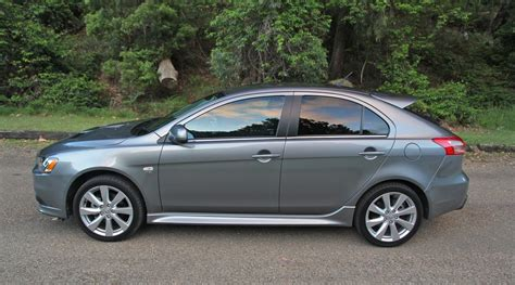 Lancer Es 2013 by 2013 Mitsubishi Lancer Ralliart Review Photos Caradvice