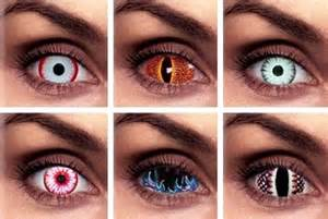 Halloween Colored Contact Lenses Non Prescription by The Dangers Of Halloween Costume Contact Lenses