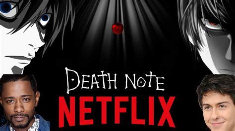anime death note su netflix death note adaptaci 243 n netflix vs anime identi