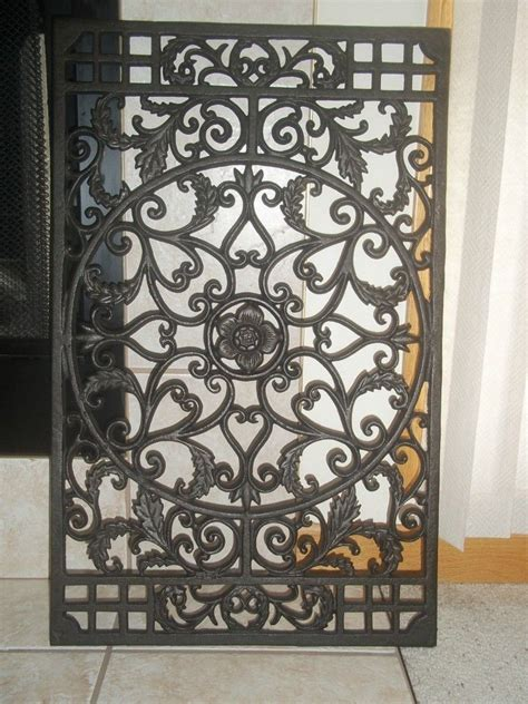 wrought iron wrought iron wall decorations