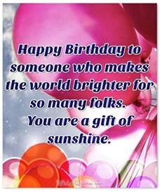 43 someone special birthday wishes greetings with message nicewishes