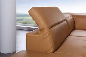 Canapé 4 Places Cuir : canap 4 5 places design en cuir d 39 angle bjbent ~ Teatrodelosmanantiales.com Idées de Décoration